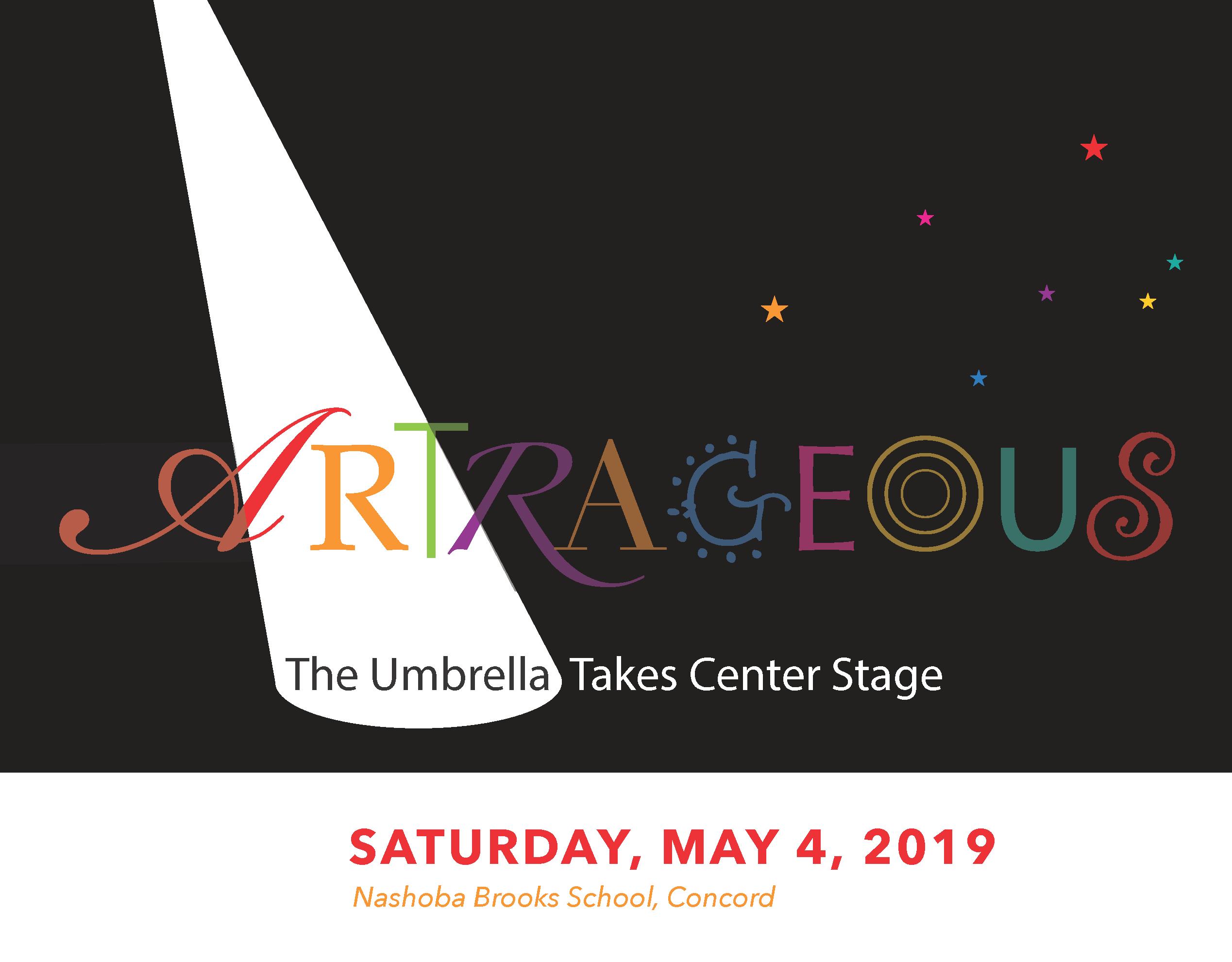 Artrageous Gala 2019 Graphic