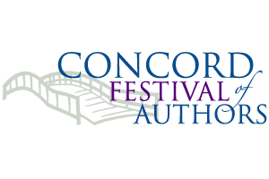 Concord Festival of Authors Logo