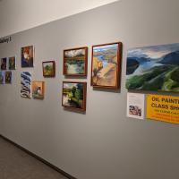 Lois Andersen Monday Night Oil Painting Class Gallery 3 2019 Header