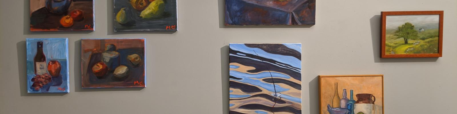 Lois Andersen Monday Night Oil Painting Class Gallery 3 1