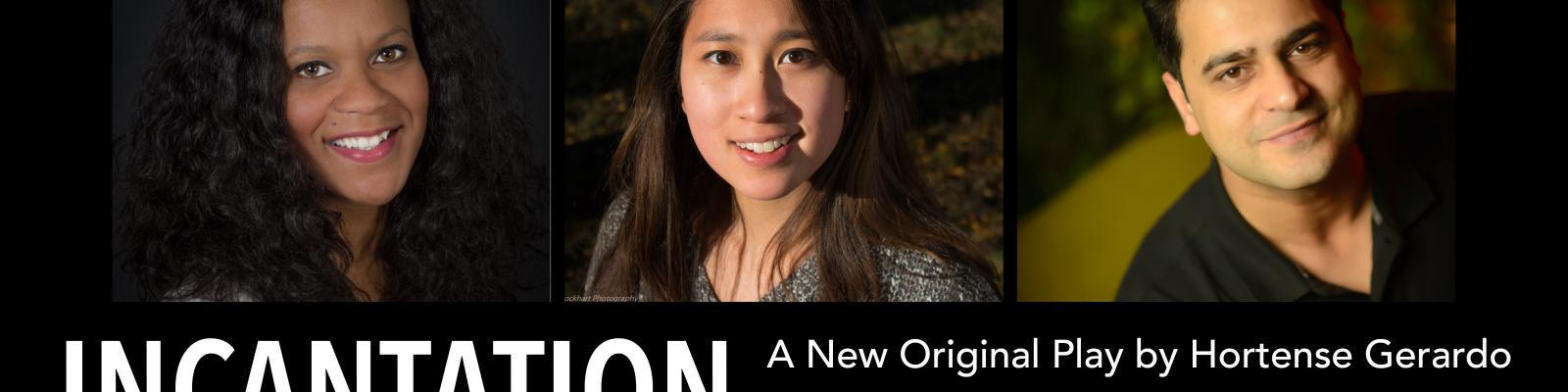 Incantation - Original Play by Hortense Gerardo