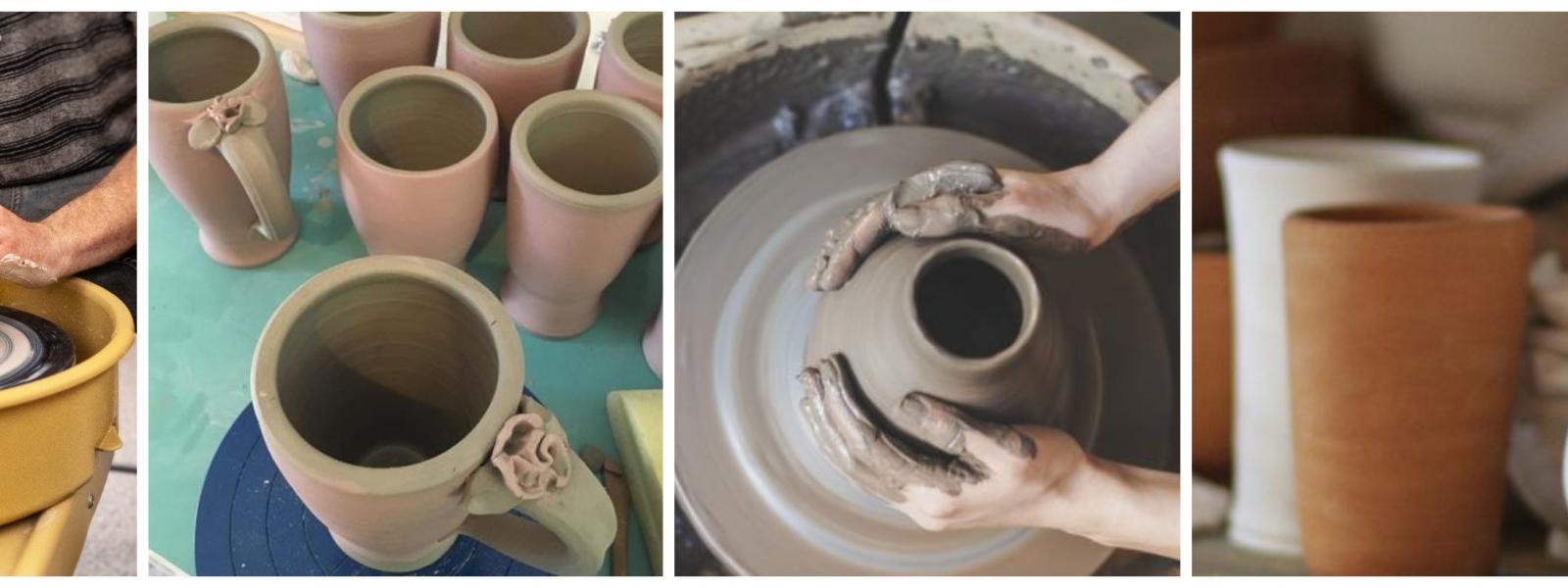 Banner for Ceramics Studio Classes