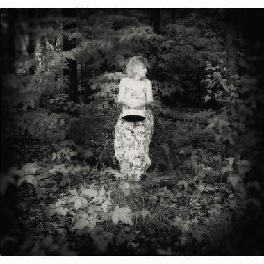 Nancy Roberts Self Portrait