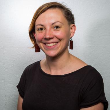 Jess Muise Headshot