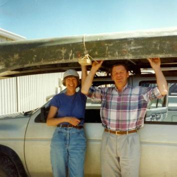 Ann and Alec, 1996