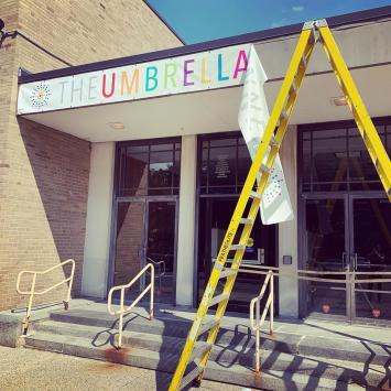 Farewell, Umbrella Annex!