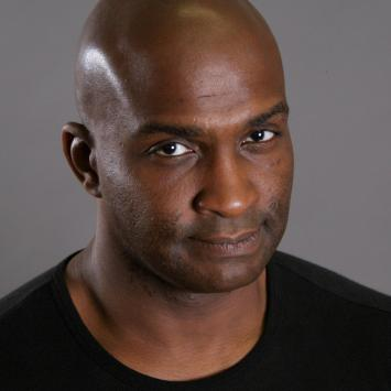 Actor Damon Singletary