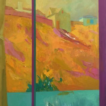 Nicholas Anthony Mancini - Green Porch (large)