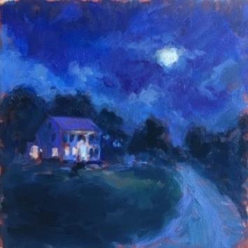 Lois Andersen Painting