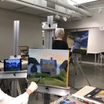 Lois Andersen Painting Class Thumbnail