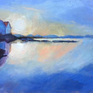 Lois Andersen Painting 2
