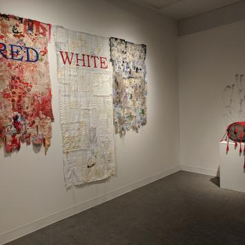 Merill Comeau and Adrienne Sloane's work in Migration
