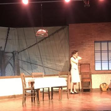 """Arthur Miller's """"A View from the Bridge"""""""