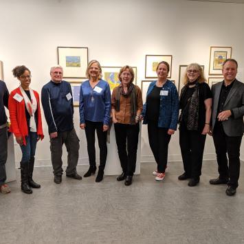 Priscilla Alpaugh, Sarah S. Brannen, Shawn Fields, Wayne Geehan, Brian Lies, Julia Miner, Ilse Plume, Nicole Tadgell, Jess Muise (Curator)
