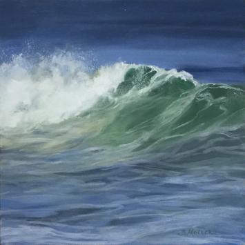 Susanne Meterko Painting
