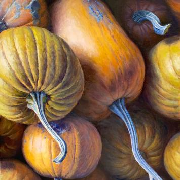 Sarah Paino - Winter Squashes