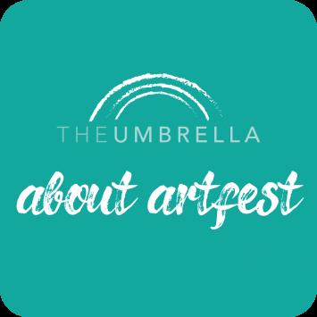 About Artfest graphic