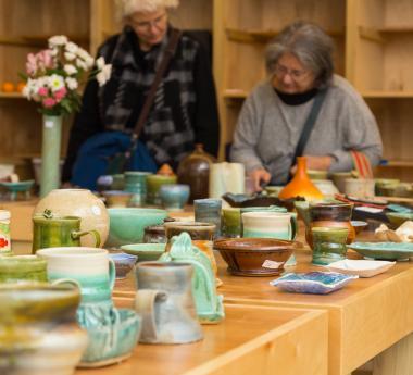 Winter Market 2018 Ceramics Sale